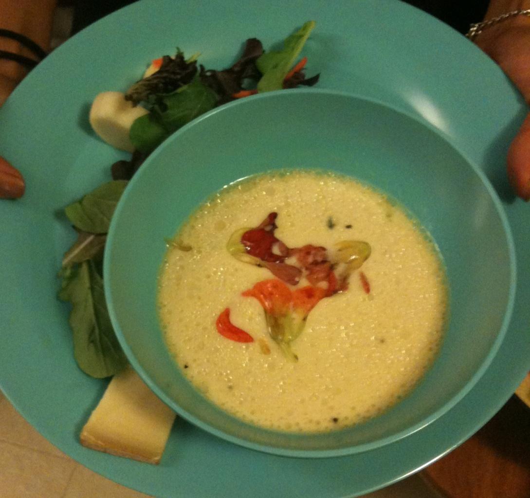 nasturtium soup